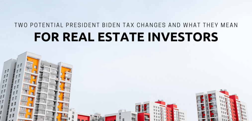 Tax Changes for Real Estate Investors - Law Office of Boyd & Wills, a Limited Liability Company LLC with Business Formation Lawyers, Real Estate Attorneys, and Contract Attorneys in Franklin, TN
