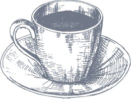 Coffee cup icon sketch - Law Office of Boyd & Wills, a Limited Liability Company LLC with Business Formation Lawyers, Real Estate Attorneys, and Contract Attorneys in Franklin, TN